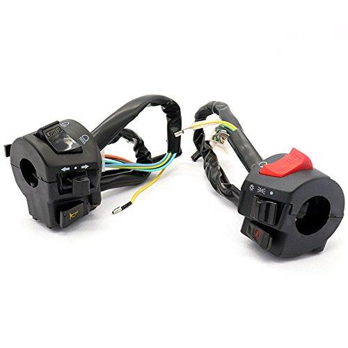 Ocamo Interruptores Motor universales Power Lighting