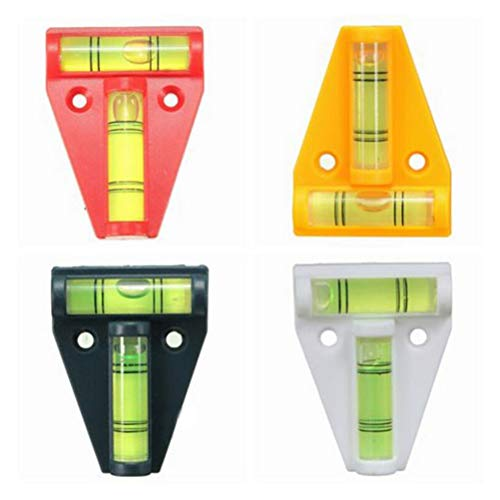Meetinstrumenten – 1 stuks meetlinometer column Bubble Spirit Level Wholesale 2-weg 4 willekeurige kleuren Mini – Spirit Column Kapro Column Level Level Spirit Box Level L