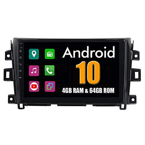 RoverOne 10,2 Pouces Système Android Octa Core pour Nissan Navara NP300 2015 + Lecteur multimédia de Voiture avec autoradio stéréo Radio de Navigation GPS Bluetooth Mirror Link écran Tactile