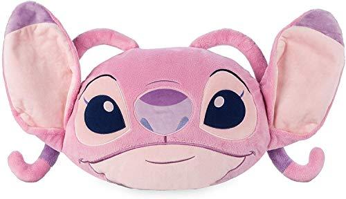 Peluche de punto suave Disney - Angel Kissen - Stitch Schneekugel (almohada de ángel de puntada)