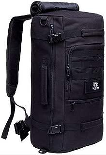 [Black]Outdoor Sport Camping Hiking Trekking Bag Military Tactical Shoulder Bag