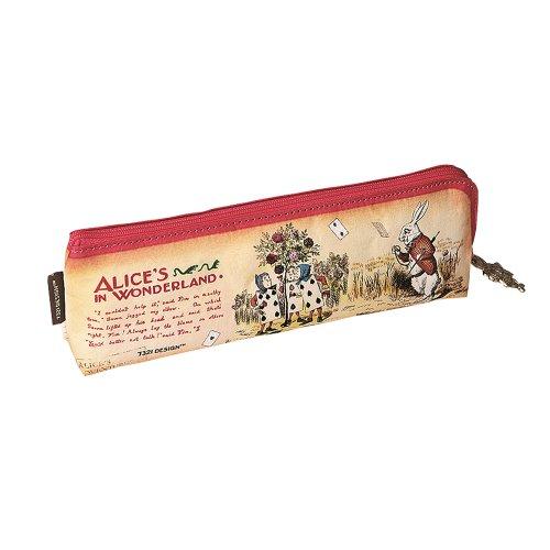 Alice In Wonderla Vin Pencil Case AL1374