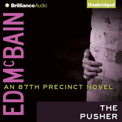 The Pusher audiobook cover art