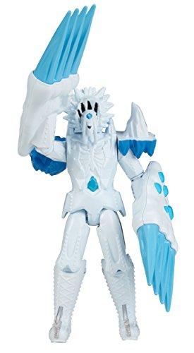 Power Rangers : Dino Super Charge – Vilain Iceage – Figurine Articulée 12 cm