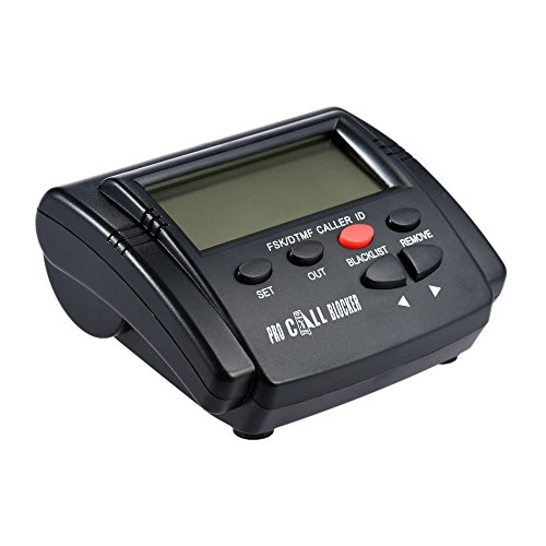 HeavenSense CT-CID803 Caller ID Box Call Blocker