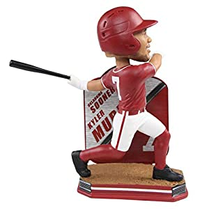 FOCO Kyler Murray Oklahoma Name and Number Special Edition - Baseball Bobblehead NCAA