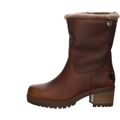 Panama Jack Damen Piola Igloo B11 Boots Boots Größe 36 EU Braun (braun)