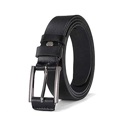 Woman Leather Belt,Hollow Flower Fashion Belt for Woman Leather Reversible Belt Pants Jeans Dresses Belt Plus Size 3XL