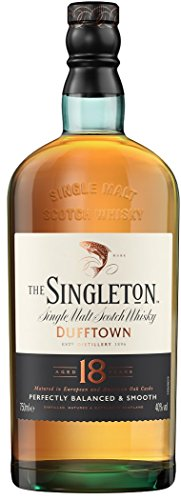 The Singleton of Dufftown 18 Jahre Single Malt Scotch Whisky (1 x 0.7 l)