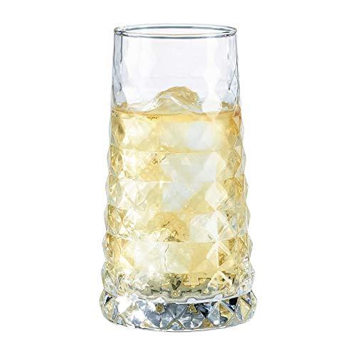 Durobor 832/34 Gem Longdrinkglas 340ml, 6 Gläser, ohne Füllstrich