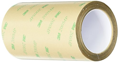 3M 9495MP Adhesive Transfer Tape - 0.25 in. x 180 ft. Polyester Film Tape Roll with Shear Strength, Solvent Resistance. Bonding and Sealing Tapes
