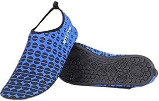 حذاء رياضي ترفيهي لارتدائه في الهواء الطلق، أحذية الشاطئ والغوص للرجال والنساء TL042 - ازرق