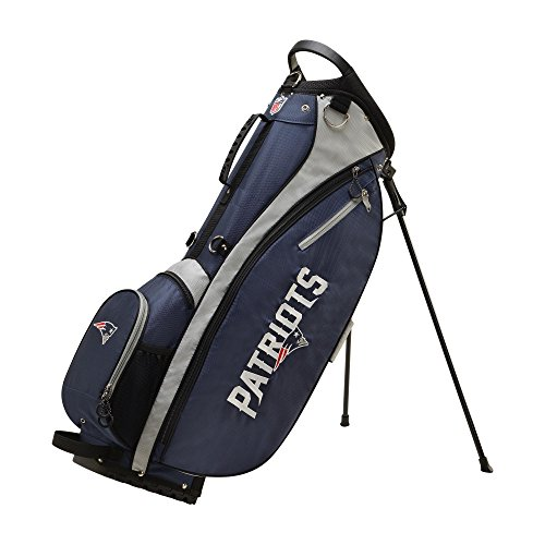 Wilson NFL Patriots Golf Carry Bag