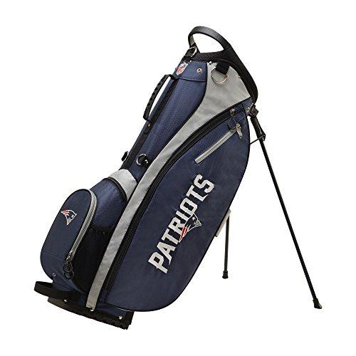 Wilson Sporting Goods 2018 NFL Carry Golf Bag, New England Patriots
