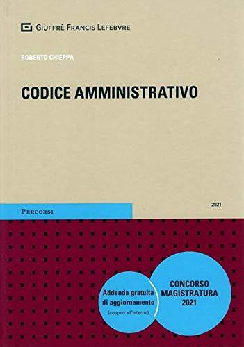 Codice amministrativo. Concorso magistratura 2021
