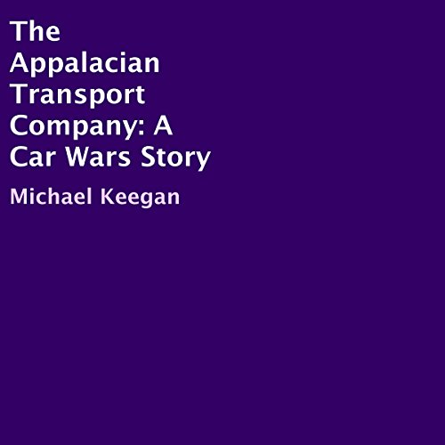 The Appalacian Transport Company audiobook cover art