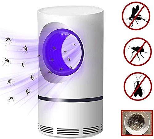 QDWRF Elektrischer Insektenvernichter,Moskitolampe Motte Fliegen Insekt Electric Mosquito Killer Lampe,Insektenvernichter Lichtfalle Mückenfalle Insektenfalle Mückenlicht Mückenfalle Insektenlampe