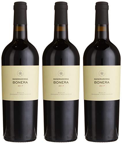 """Mandrarossa """"Bonera"""" 2016 trocken (3 x 0.75 l)"""