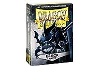 スリーブ:DRAGONシールドマットブラック(60)