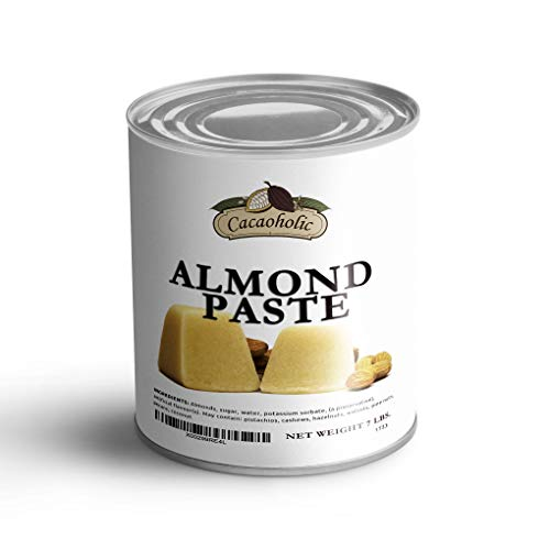 Cacaoholic Almond Paste | 7 LB Can