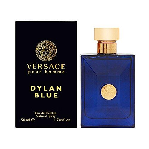 Versace Pour Homme Dylan Blue for Men 1.7 oz Eau de Toilette Spray