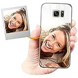 Coverpersonalizzate.it Coque Personnalisable pour Samsung Galaxy S7 Edge avec ta Photo, Image ou...