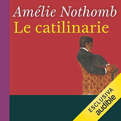 Le catilinarie audiobook cover art