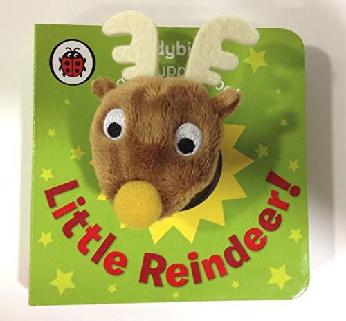 Little Reindeer! A Ladybird Finger Puppet Book