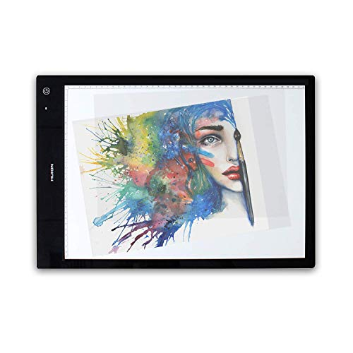 Huion LB3 Wireless Tracing Light Box - Battery Powered