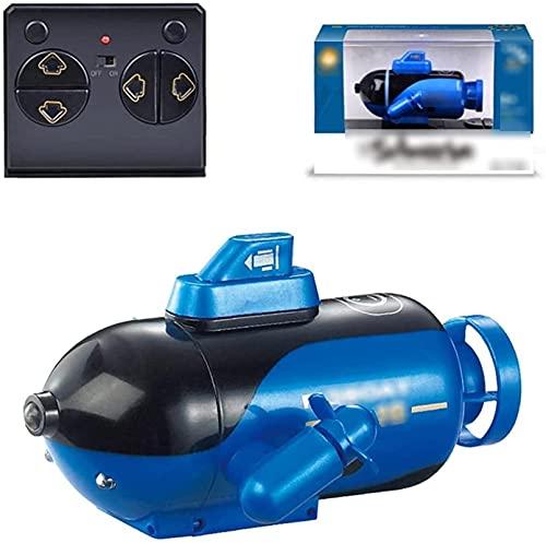 Paesaggio RC Toy Submarine Modello Diving Boat Radio Telecomando Telecomando Giocattolo Intelligente Induzione Treno Telecomando Boat