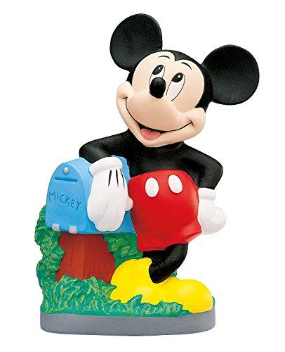 Bullyland 15209 - Spardose für Kinder, Walt Disney Mickey Mouse, ca. 23 cm groß, ein tolles Geschenk für Jungen und Mädchen, ideal zum Sparen und fürs Taschengeld