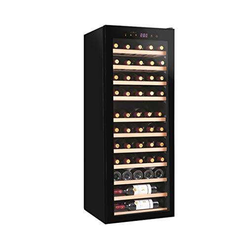38 Bottle Freestanding Wine Chiller Fridge,Wine Cooler and Refrigerator,Free Standing French Door Drink Fridge with Digital For Home Bar or Office