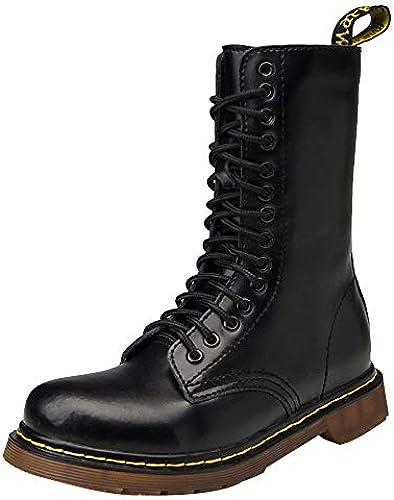 Martin Stiefel Stiefel Stiefel Lederstiefel Hohe Stiefel Herren Wasserdichte Lange Einzelrohrstiefel Leder Work Utility Footwear  auf der Suche nach Handelsvertreter