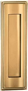 Salsbury Industries 4085B Mail Slot, Vertical/Brass Finish
