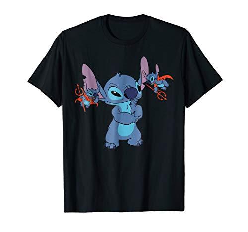 Disney Lilo and Stitch All Bad T-shirt