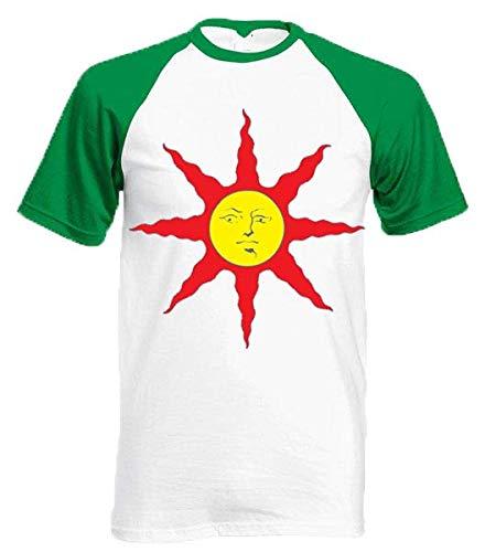 Foreverdai Camiseta Solaire de Astora Dark Souls (L)
