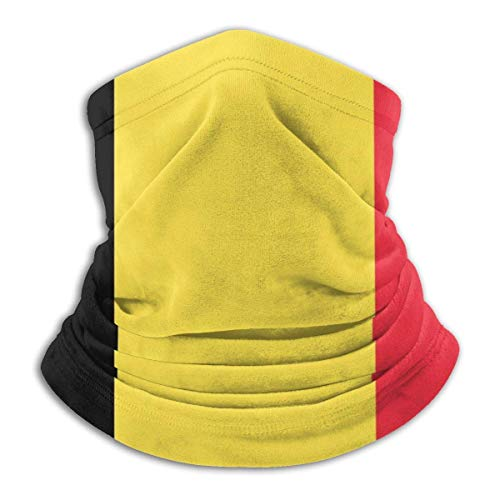 Neck Gaiter Windproof Mask Bandana, Balaclava Headwear Protection Warmer Headband, Mouth Face Cover Scarf Reusable Headwrap for Outdoors Cycling Riding 10X12Inch