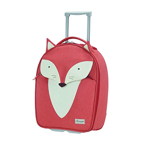 SAMSONITE Happy Sammies - Upright 45/16 Equipaje infantil, 45 cm, 24 liters, Naranja (Fox William)