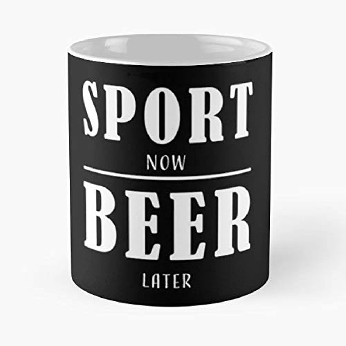 Gift Ideas Sports Beer Athlete - Coffee Mug Best Gift 11 Oz Father Day