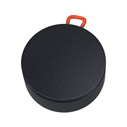Mi Altavoz Bluetooth portátil 5.0, Altavoz Bluetooth Impermeable para Exteriores con Sonido dinámico, Compatible con interconexión estéreo inalámbrica verdadera, Tiempo de reproducción 10H (Gris)