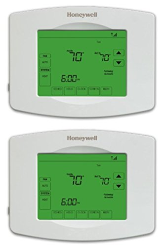 Honeywell Wi-Fi 7-Day Programmable Touchscreen...