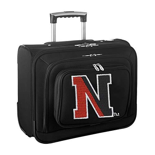 Best Price NCAA Northeastern Huskies Wheeled Laptop Overnighter
