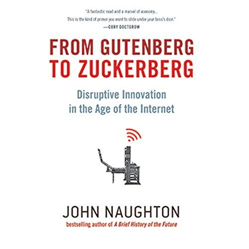 From Gutenberg to Zuckerberg cover art