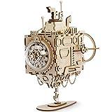ROKR Kit de Caja Musical de Madera Puzzle de Madera 3D Mechanical Model Construction...