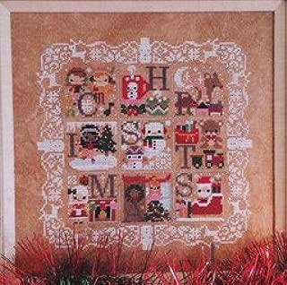 Christmas Celebration Cross Stitch Chart