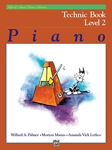 Alfred's Basic Piano Library Technic, Bk 2 (Alfred's Basic Piano Library, Bk 2)