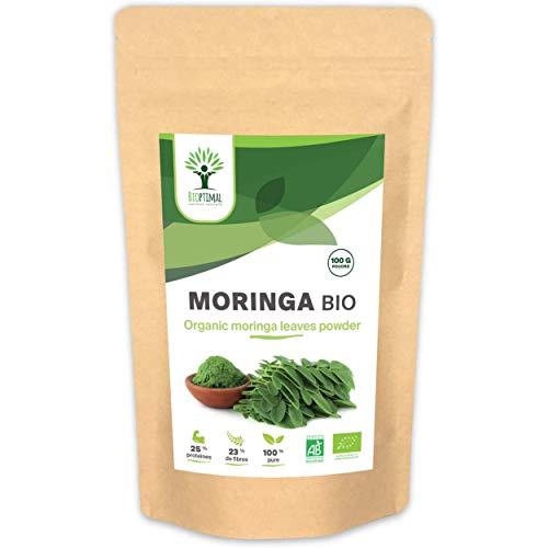 Moringa - Bioptimal - Vitamine C - Vitamine E -...