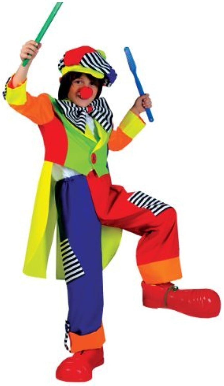 Spanky Stripes Clown Ch Small by Funny Fashion