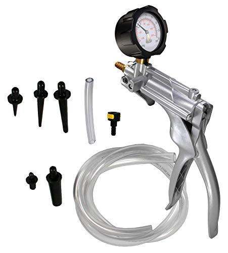 Druck- / Unterdruck-Handpumpe aus Metall