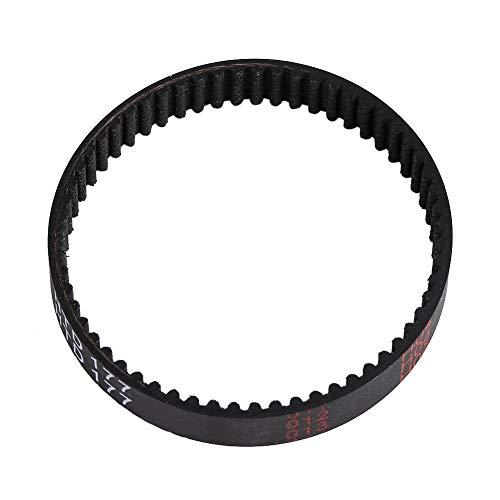 Wolfgo Tandschaafmachine Riem 9mm Tandschaafmachine Aandrijving Riem Rubber voor Zwarte Decker KW715 KW713 BD713 177